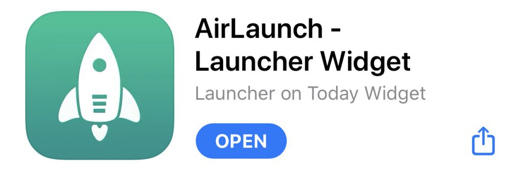 Air Launch app on app store