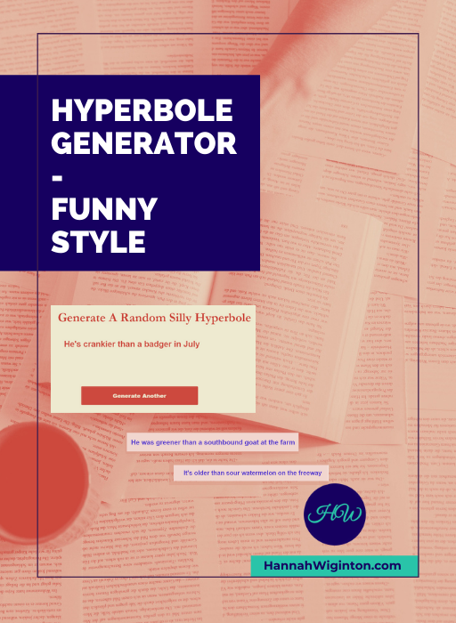 hyperbole generator - tools section